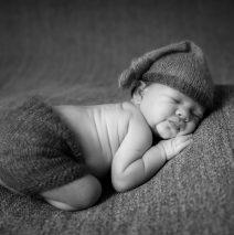 Donegal newborn photographer baby boy image