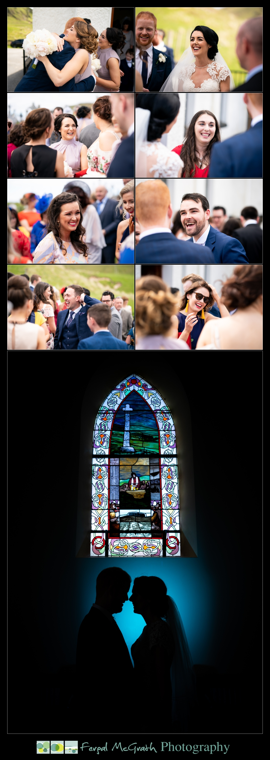 Ballyliffin Lodge Hotel Weddings guest photos