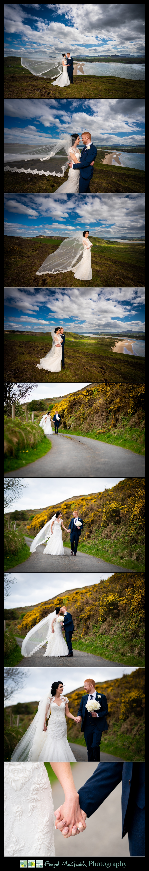 Ballyliffin Lodge Hotel Weddings stunning bride and groom wedding photos