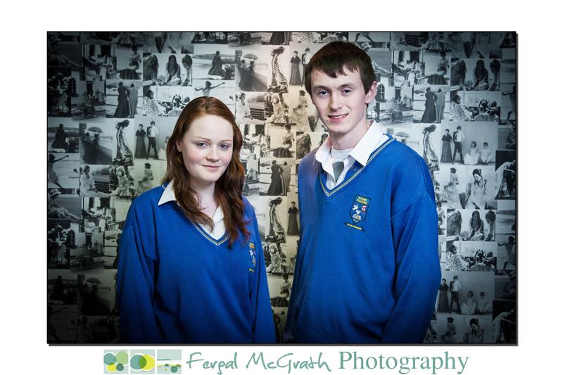 Niamh and Lorcan
