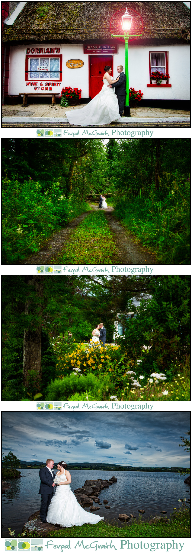 Harveys Point Hotel Donegal Wedding Photography