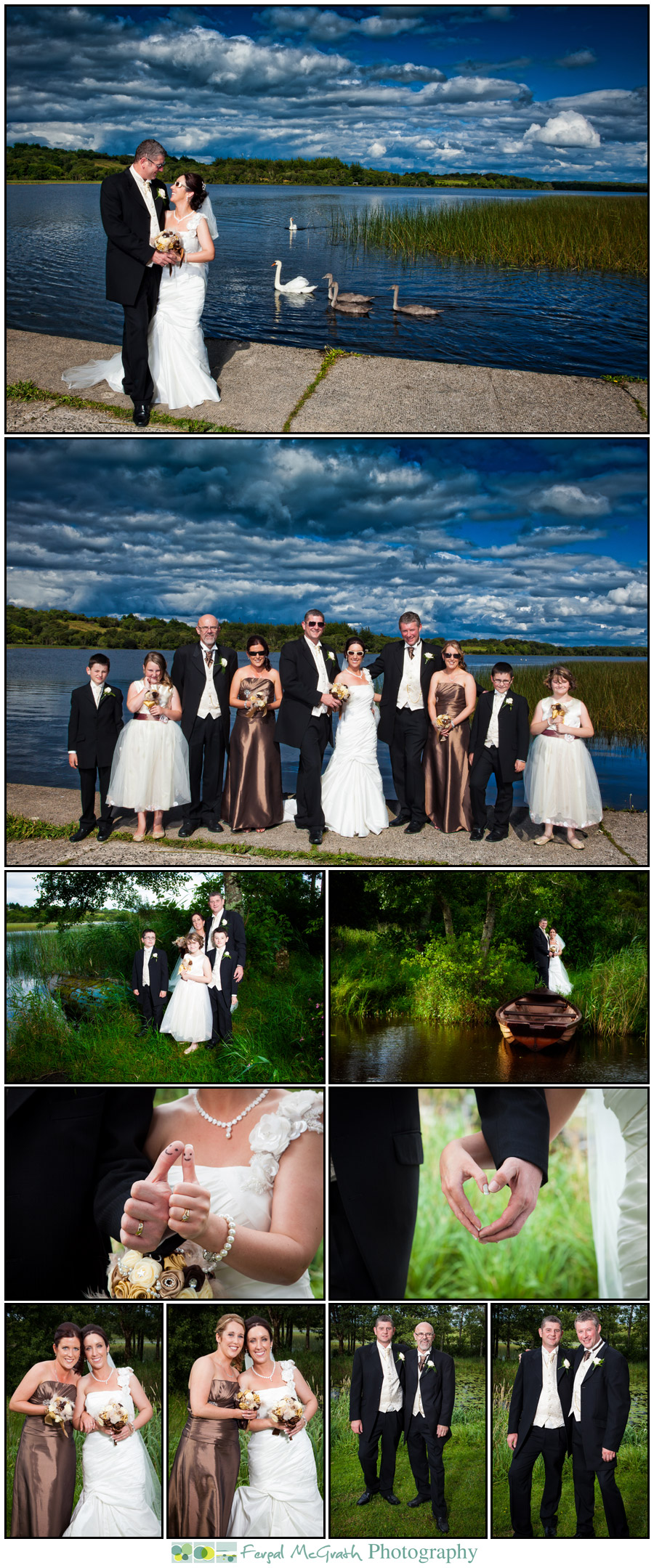 breda paul wedding photos great northern hotel bundoran 8