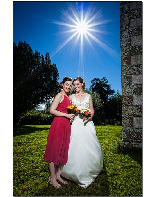 Fermanagh Wedding Photrography castle archdale