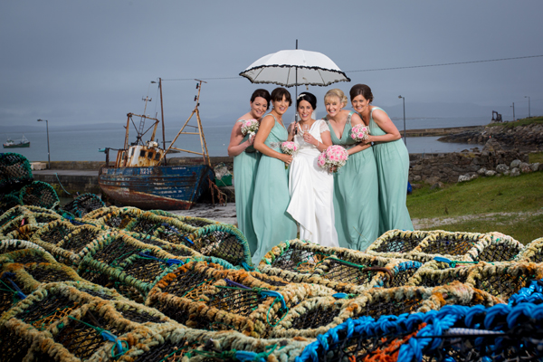 donegal wedding on arranmore island