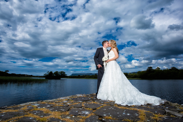 wedding in the sligo park hotel by sligo wedding photographer