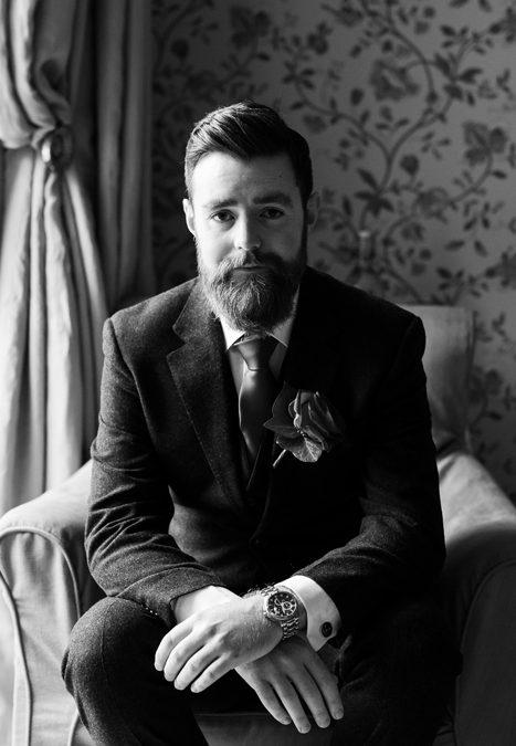sligo wedding photographer amazing portrait of the groom