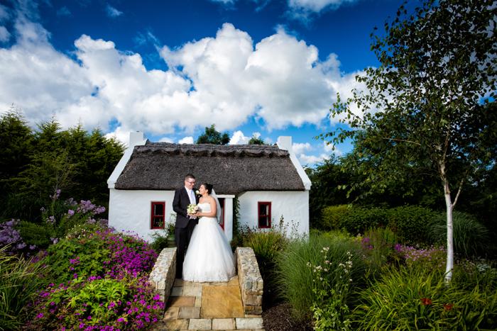 villa rose hotel wedding photography