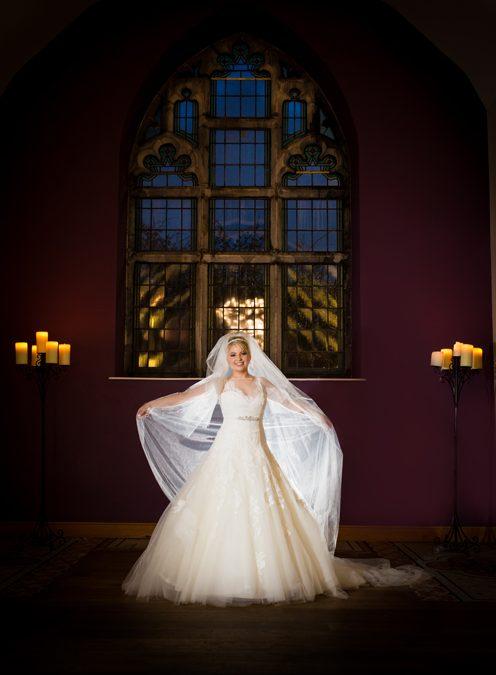 clarion hotel sligo wedding photo of a beautiful bride