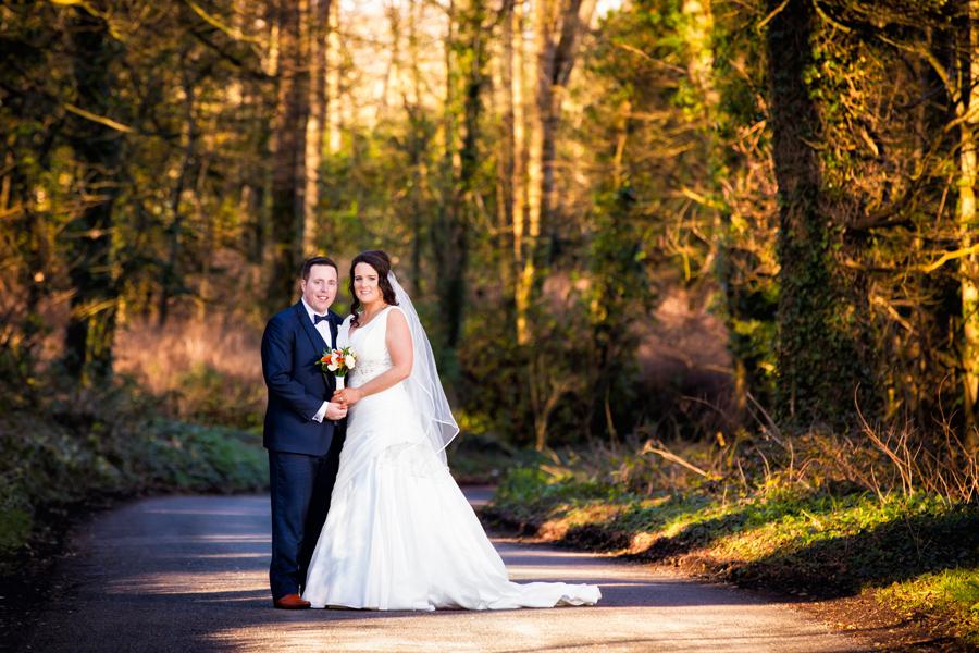 sligo park hotel spring wedding