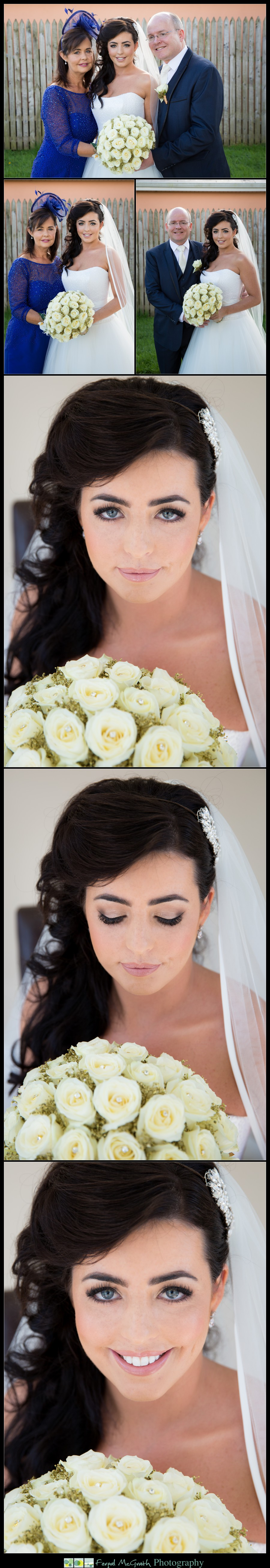 Great Northern Hotel Bundoran Wedding Niamh and Khalil stunning bundoran bride