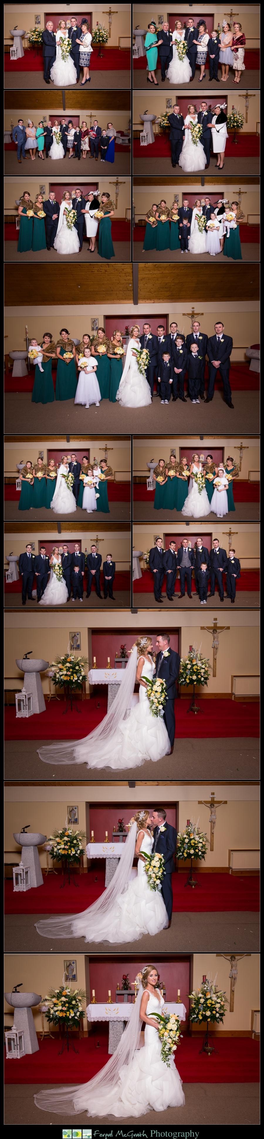 Silver Tassie Hotel Christmas Wedding family photos