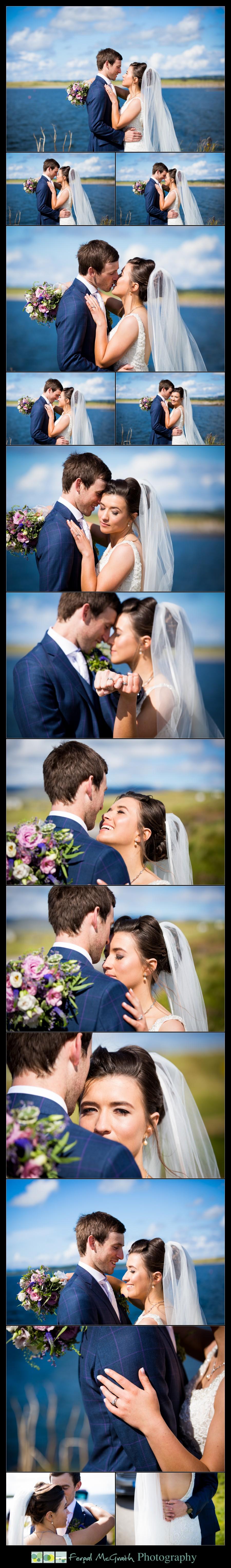 Clayton Hotel Sligo Wedding stunning bride and groom wedding photos