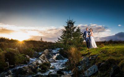 Silver Tassie Hotel Letterkenny Winter Wedding Marietta + Cathal Sneak Peek