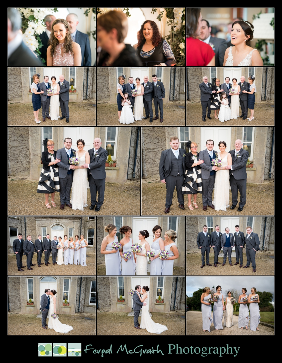 Castle Dargan Hotel Sligo Wedding