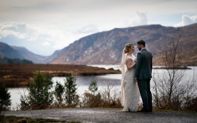Glenveagh National Park Wedding Melissa + Scott