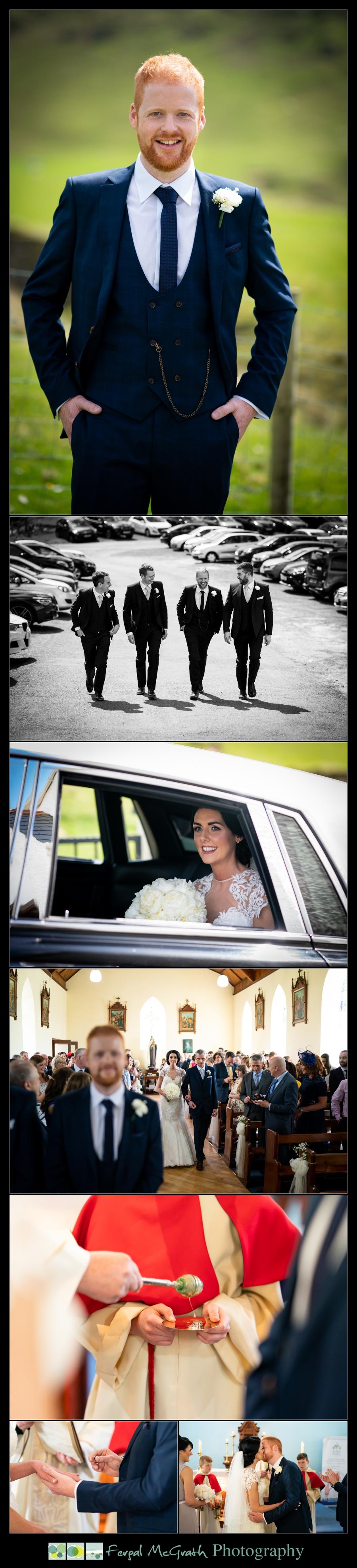 Ballyliffin Lodge Hotel Weddings groom photos