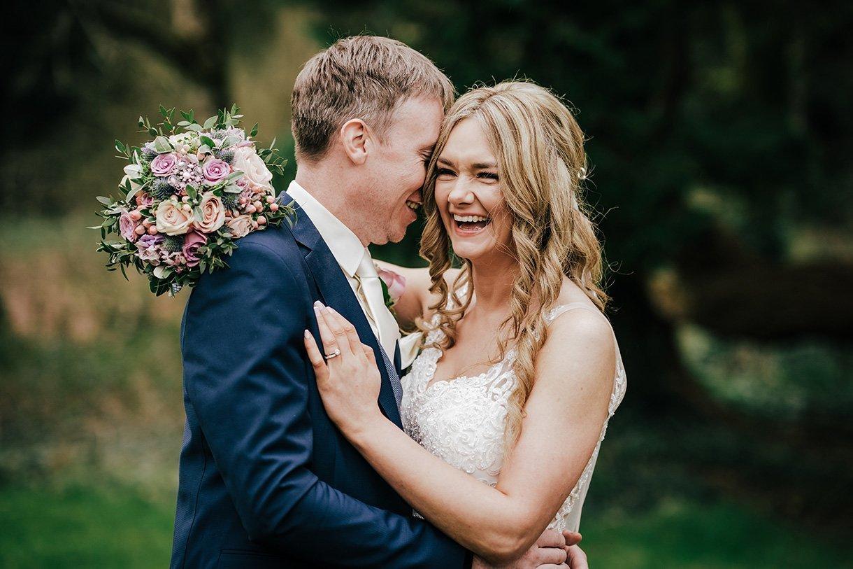 wedding in Belleek Castle Ballina