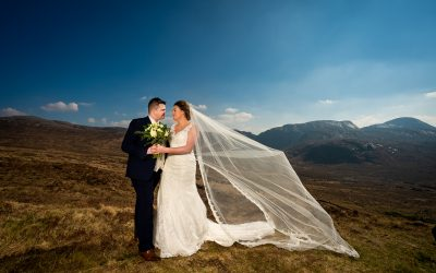 An Chuirt Hotel Gweedore Weddings Jennifer + Cian