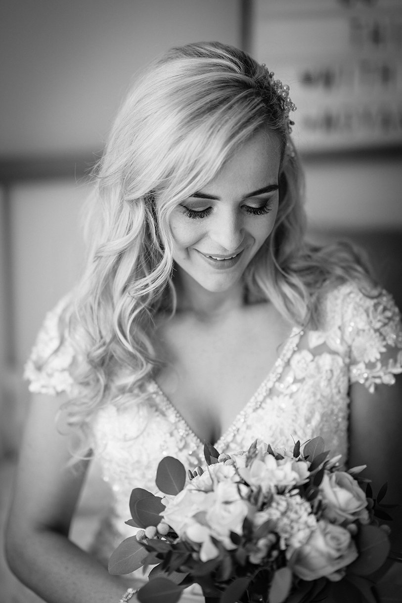 Waterfront Hotel Dungloe Wedding amazing brides portrait