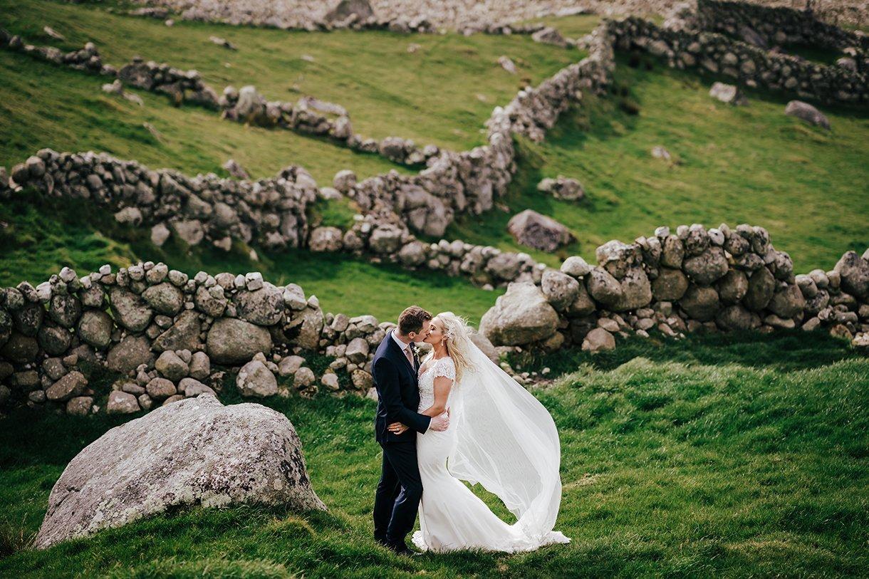 Waterfront Hotel Dungloe Wedding amazing wedding photo in gweedore