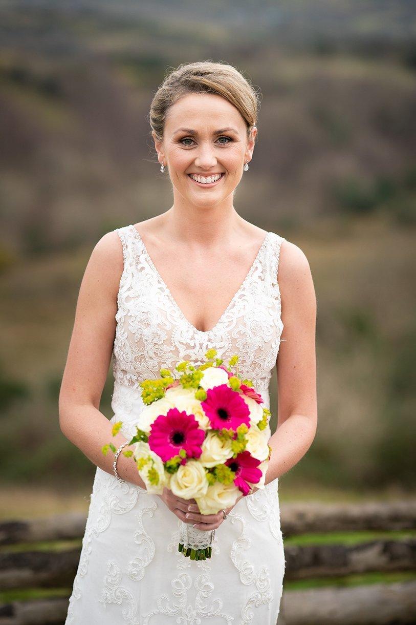 Allingham Hotel Bundoran Wedding stunning leitrim bride