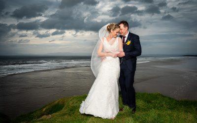 Allingham Hotel Bundoran Wedding Rachel + BB