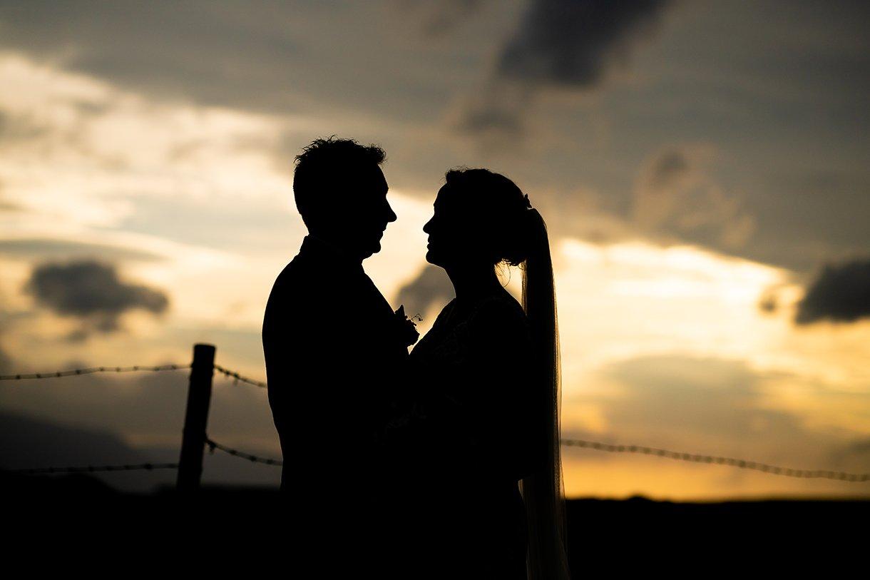 Allingham Hotel Bundoran Wedding stunning wedding photo