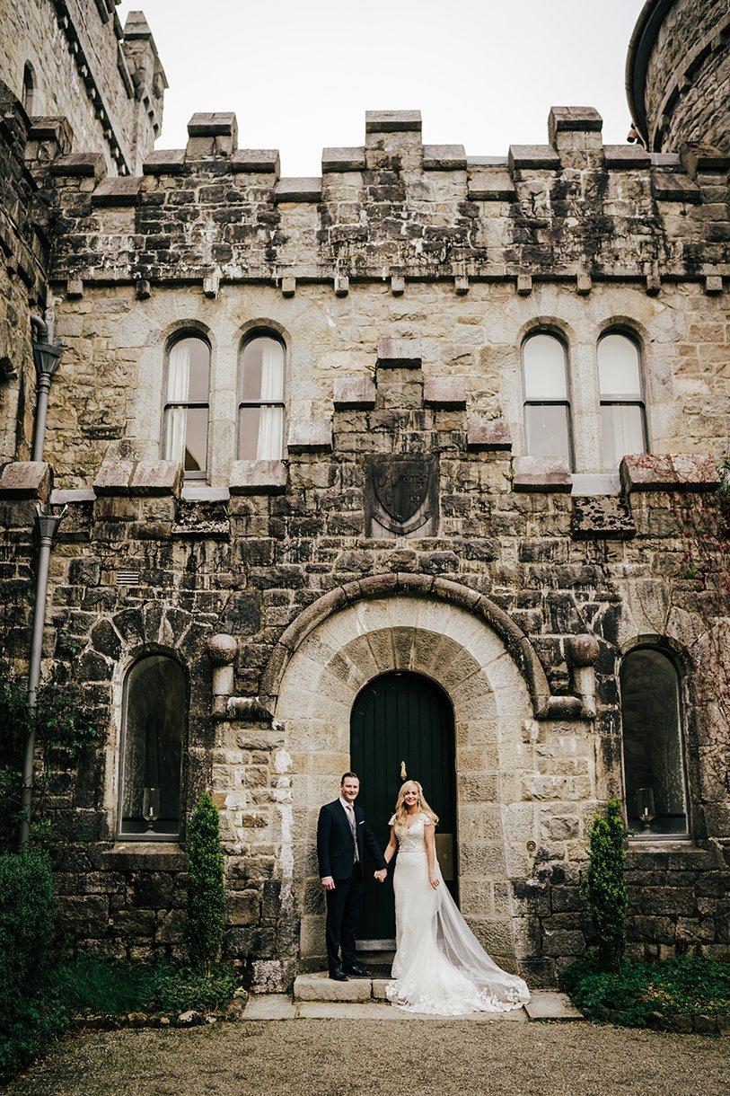 Glenveagh National Park Wedding