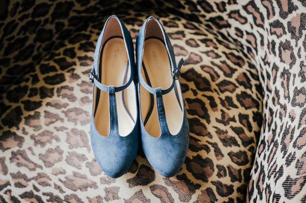 An Chuirt Hotel Weddings brides shoes
