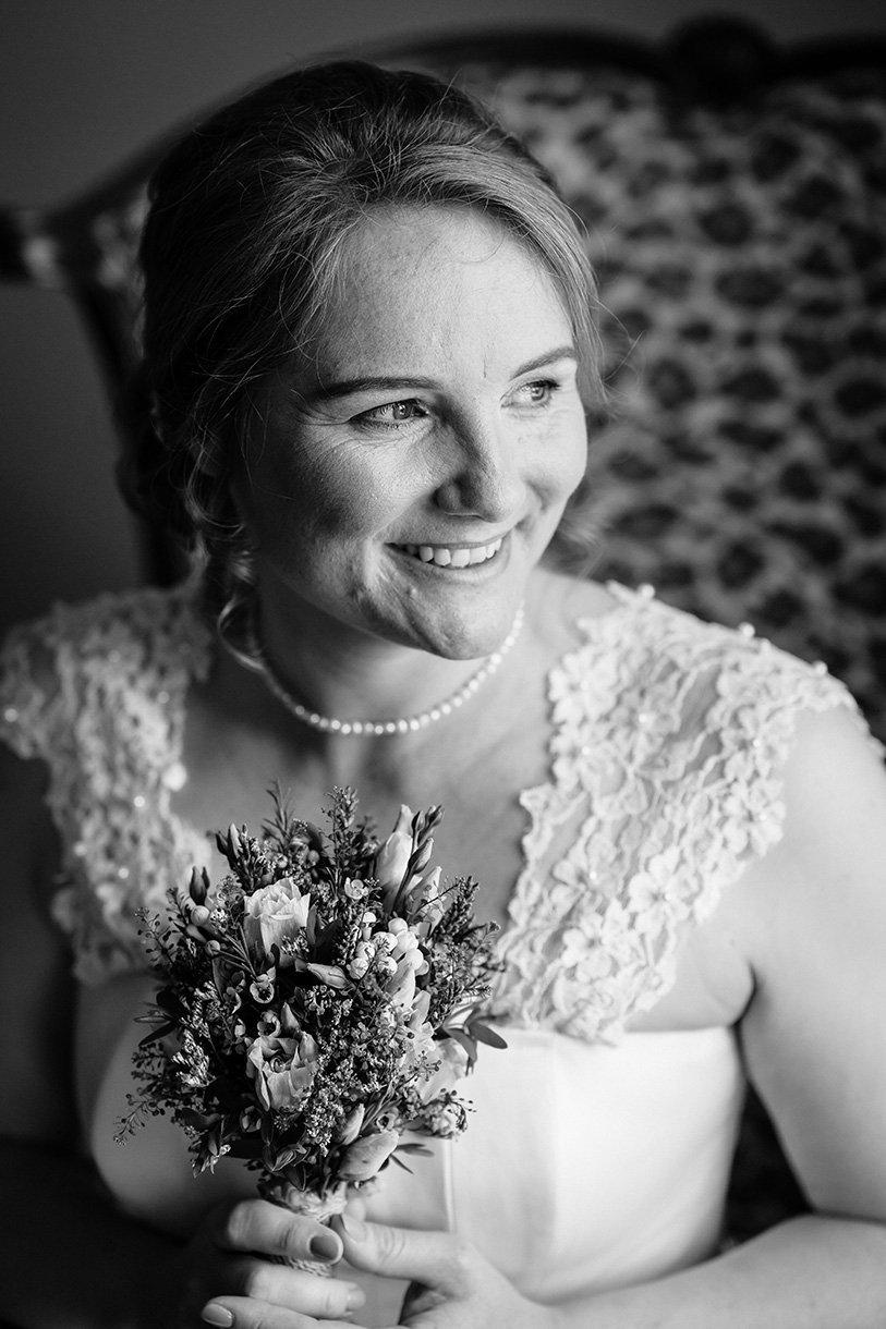 An Chuirt Hotel Weddings bride photo