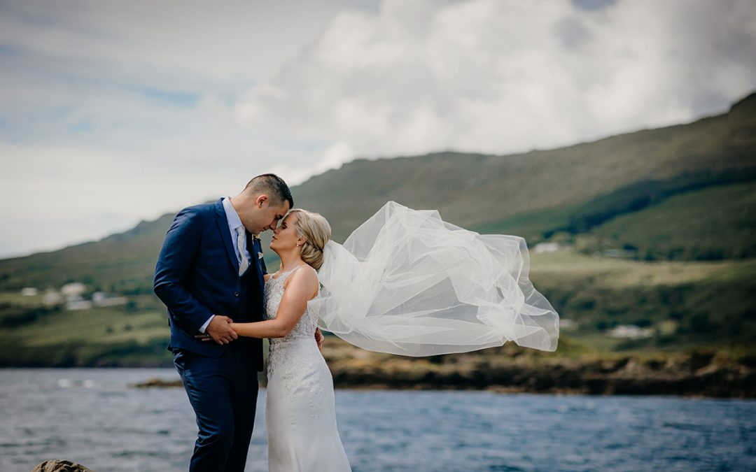 Maria and Mark's Killybegs Wedding