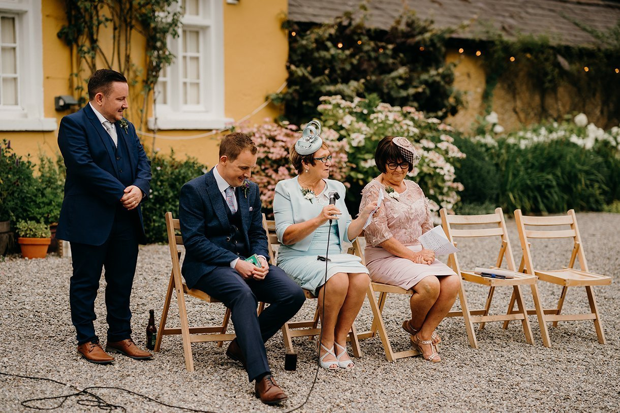 Martinstown House Wedding