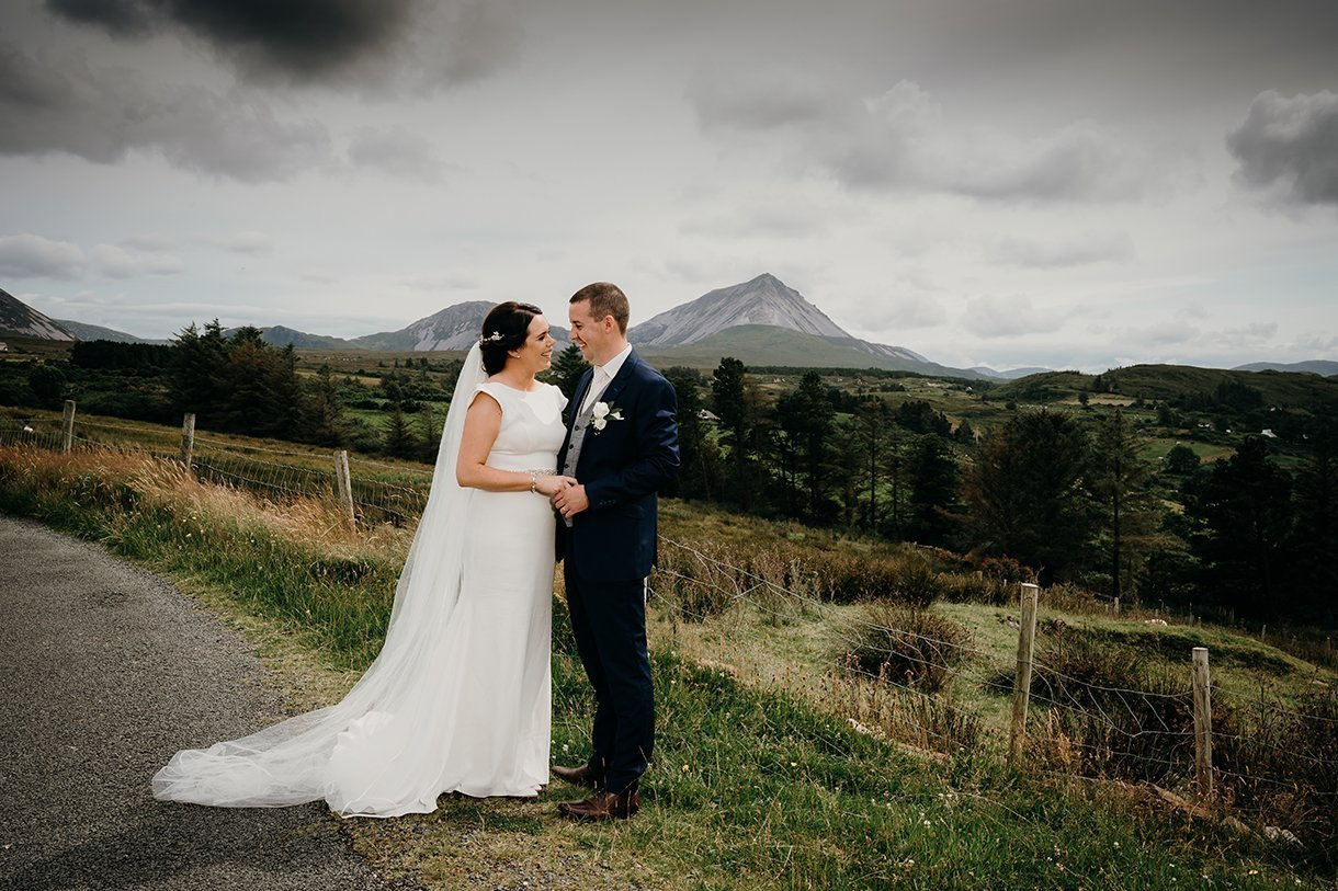 Mount Errigal Hotel Letterkenny Wedding