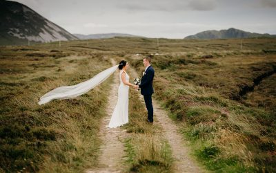 Laura + Edward Mount Errigal Hotel Letterkenny Wedding