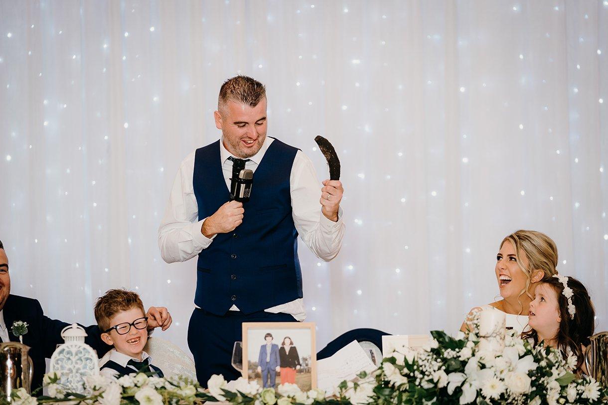 Jacksons Hotel Ballybofey Wedding