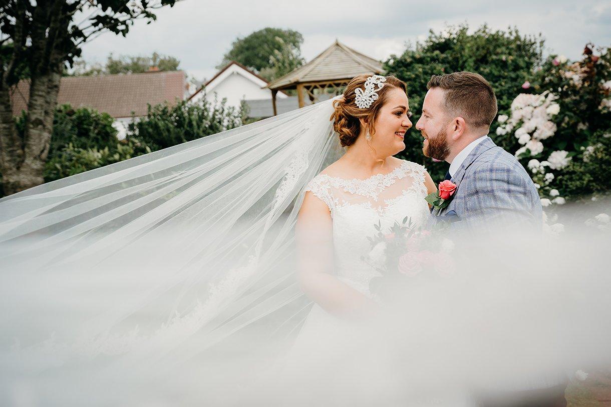Great Northern Hotel Bundoran Summer Wedding creative wedding photos