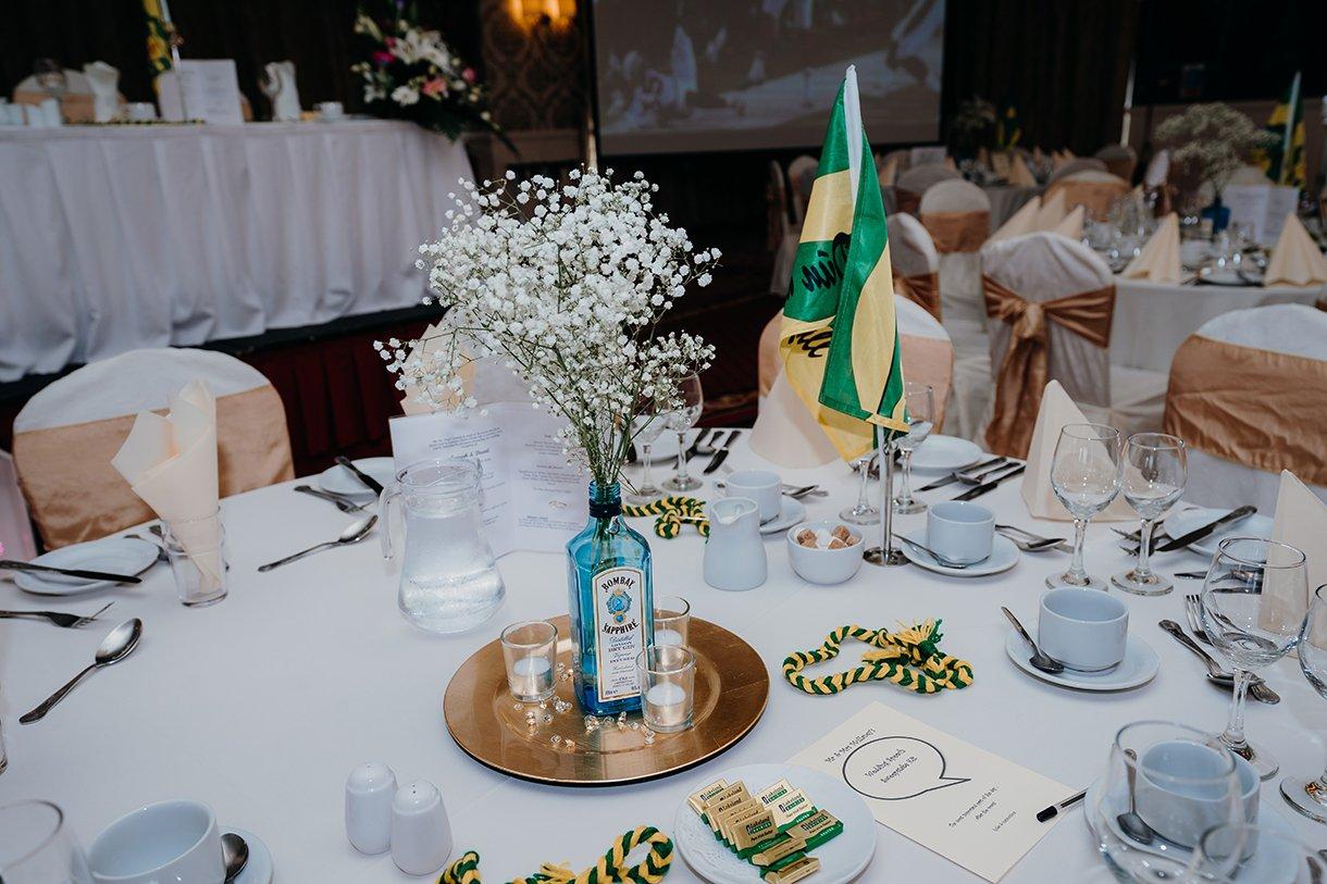Great Northern Hotel Summer Wedding