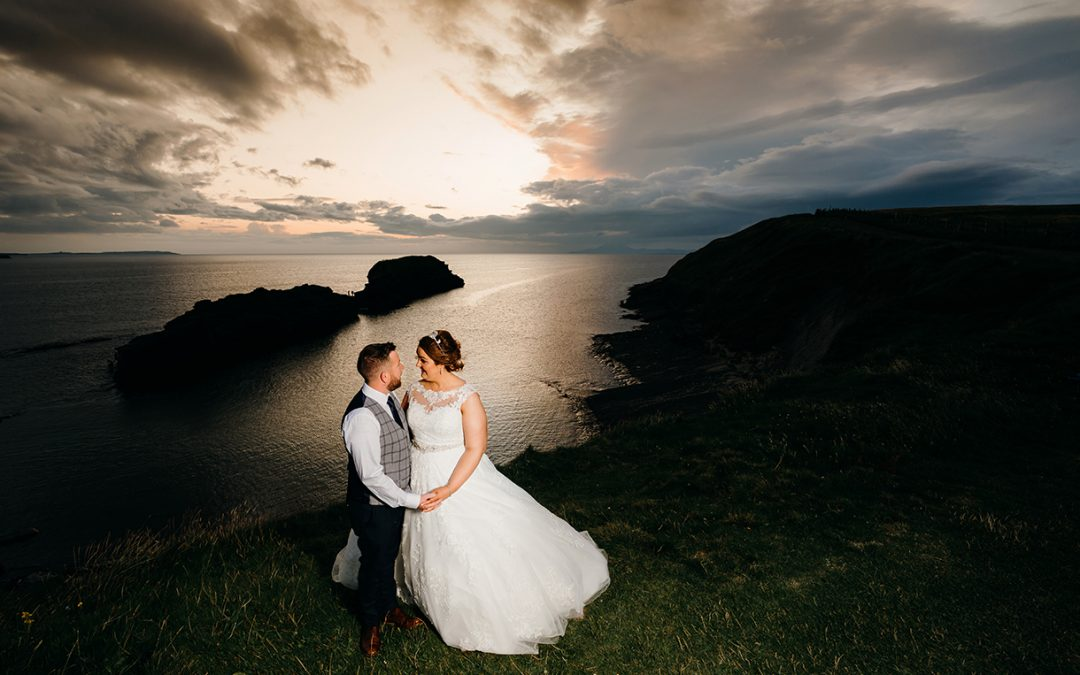 Great Northern Hotel Bundoran Summer Wedding Farrah + David