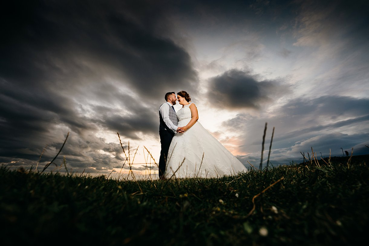 Great Northern Hotel Bundoran Summer Wedding sunset photos