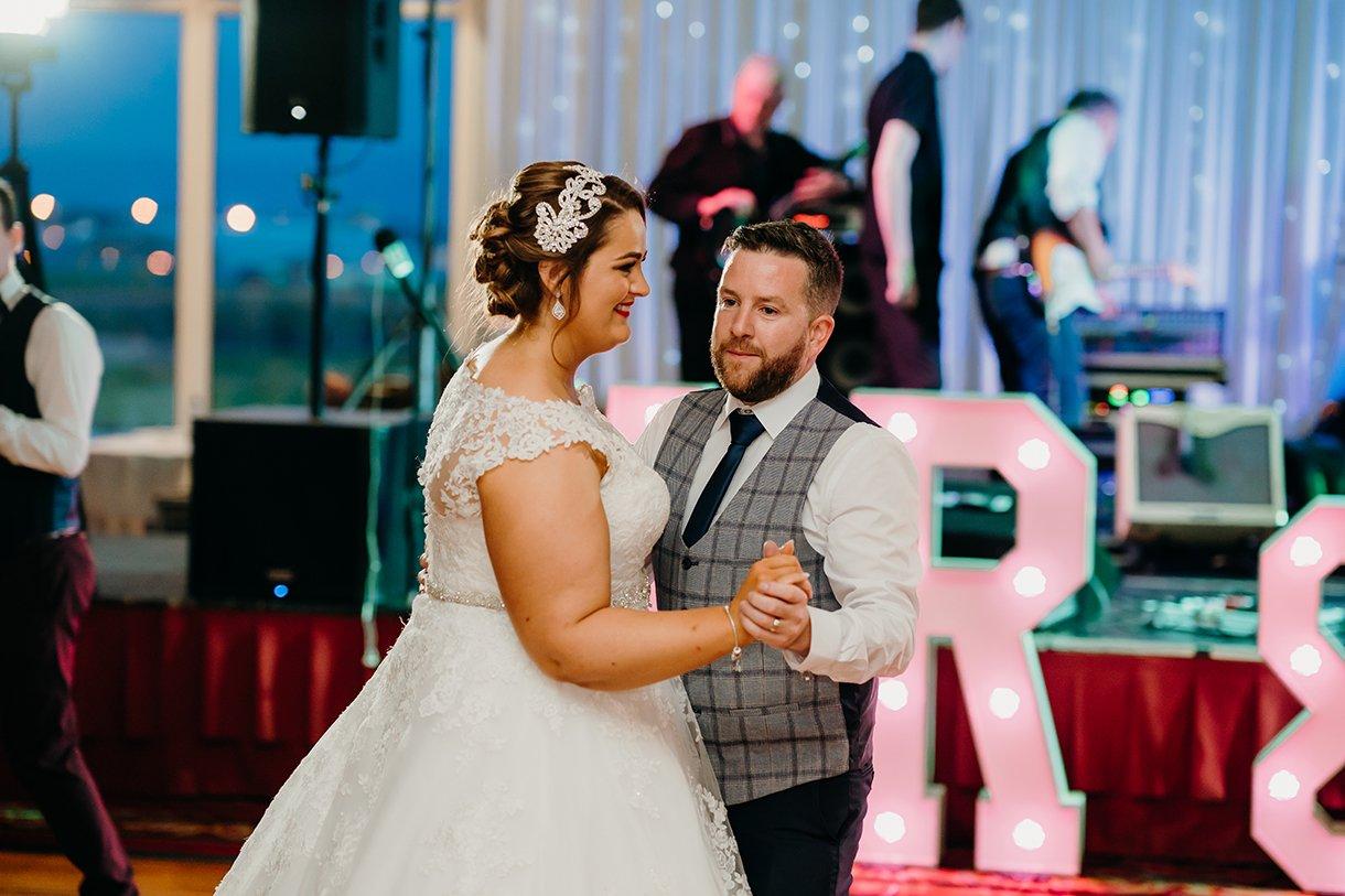 Great Northern Hotel Bundoran Summer Wedding first dance