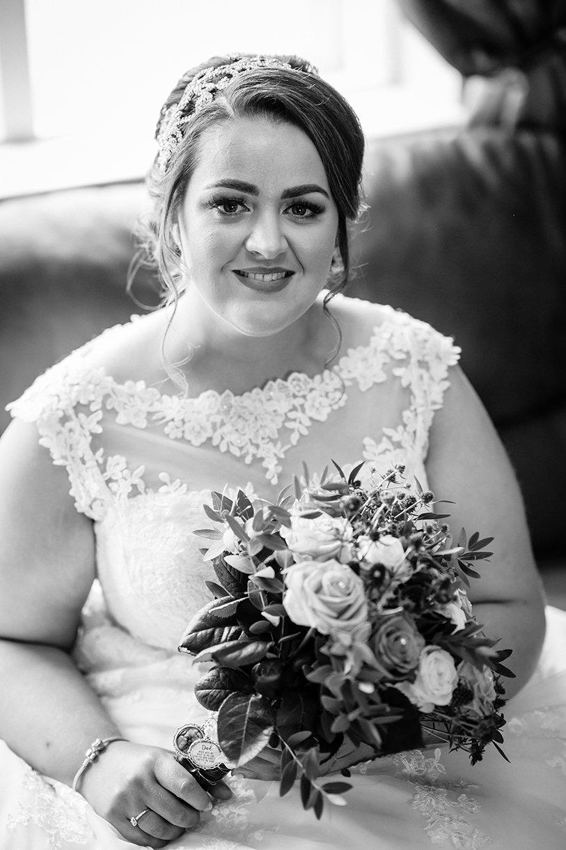 Great Northern Hotel Bundoran Summer Wedding stunning donegal bride
