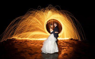Harvey's Point Christmas Wedding Siobhan + Aaron