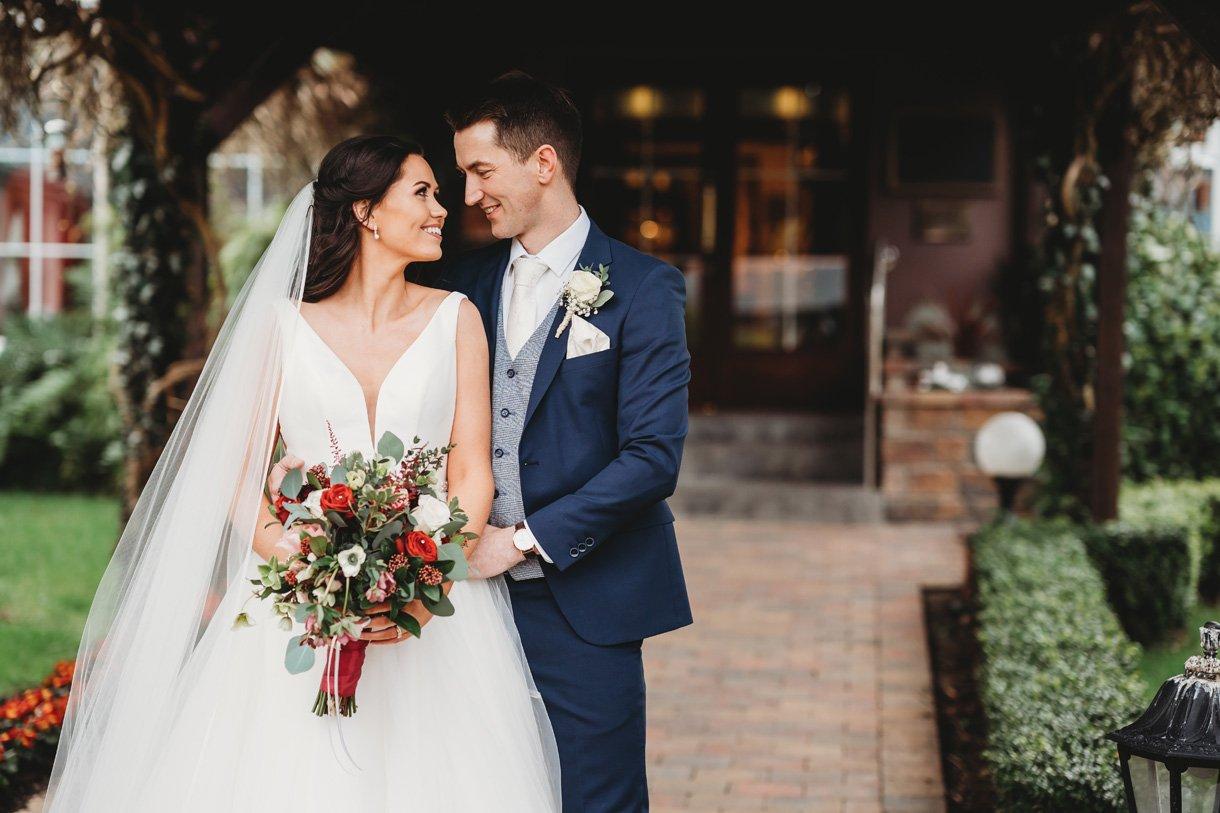 harveys point hotel wedding Aoife and Frank