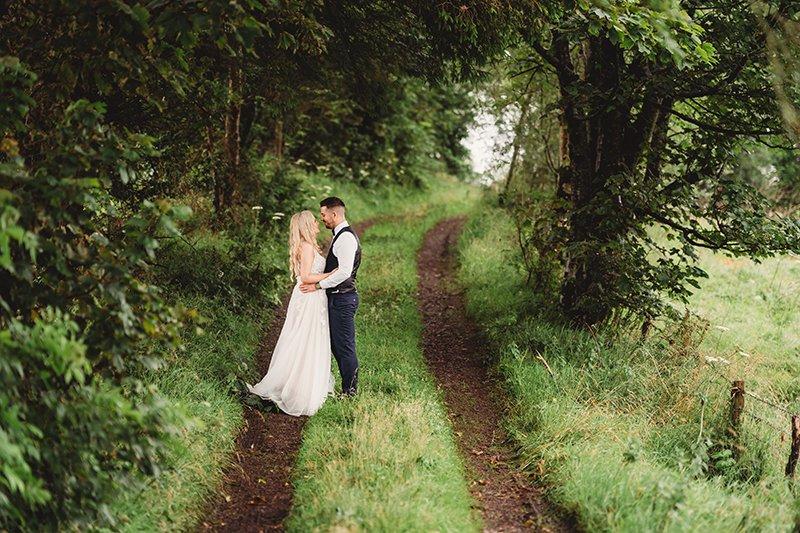 Bernice and John Wedding 24th July 2020