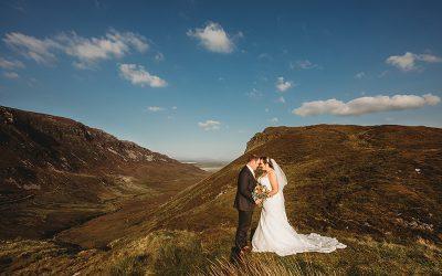 Lake House Hotel Wedding Portnoo Mairead + Feidhlim