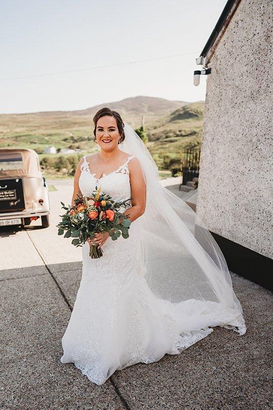 Lake House Hotel Wedding Portnoo