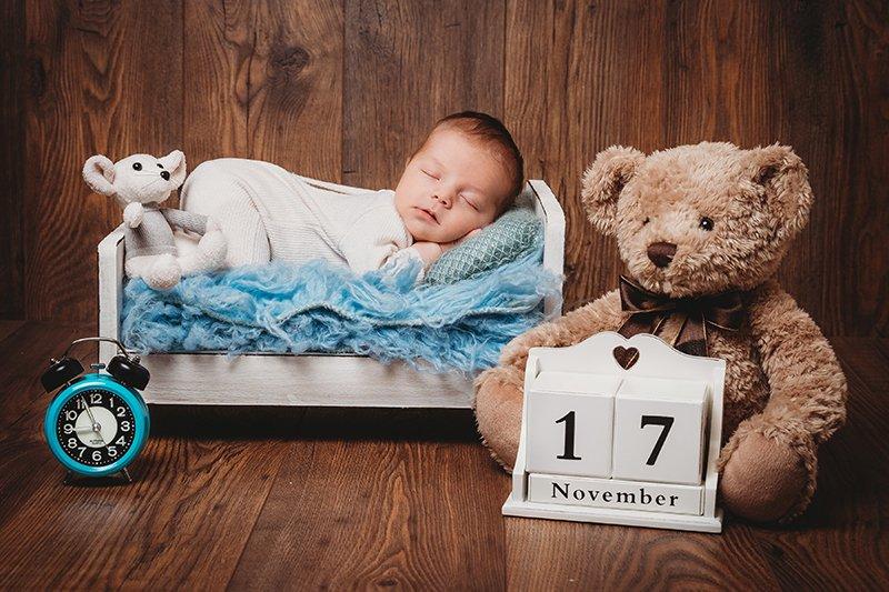 Ballyshannon newborn photographer