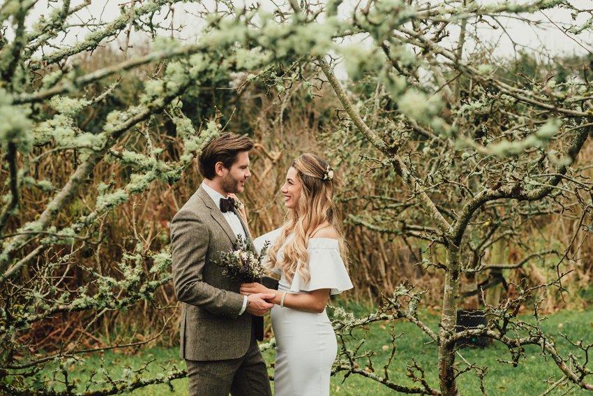 Organic Centre Leitrim Wedding Gabby and Mark